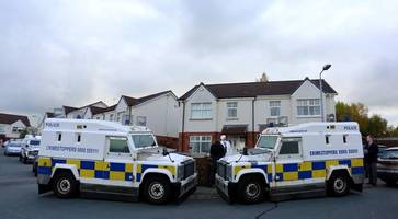 Foxes Glen: PSNI operation ongoing in west Belfast