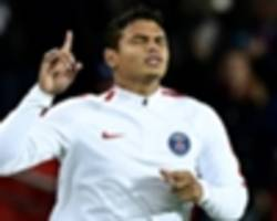 Thiago Silva rejects Juventus rumors: 'I want to stay'