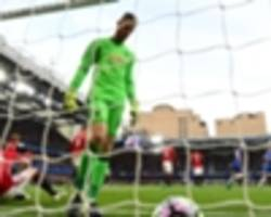 clinical chelsea leave mourinho's manchester united reeling