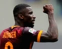 rumours: chelsea rival manchester clubs for rudiger