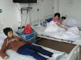 Chinese pupils in Hunan Province hospitalised after drinking contaminated water