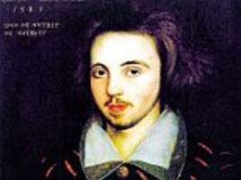Christopher Marlowe credited as one of Shakespeare's co-writers