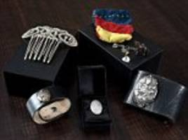 One for the Twi-hards: Hundreds of pieces of memorabilia from the Twilight films go up for auction including Kristen Stewart's ring and Robert Pattinson's jacket