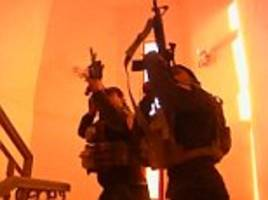 bartella church bells ring as iraqi army fighters liberate town from isis
