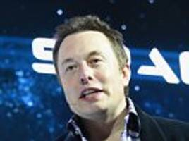 SpaceX founder, Elon Musk, wants to send a MILLION people to live in glass domes on Mars within '40 to 100 years'