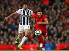 adam lallana admits liverpool are working hard on set-pieces after conceding again against west brom
