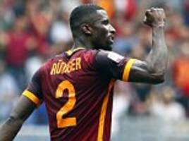 chelsea eye up antonio rudiger in £35m deal as manchester united monitor roma defender