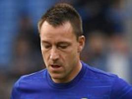 john terry set to make long-awaited return from troublesome ankle injury against west ham
