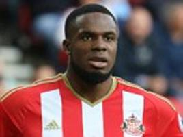 victor anichebe scores own goal in embarrassing twitter gaffe as sunderland striker copies and pastes pr message after west ham defeat