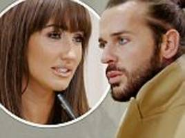 megan mckenna's resolve crumbles as desperate pete wicks makes a last ditch attempt to win her back on the only way is essex