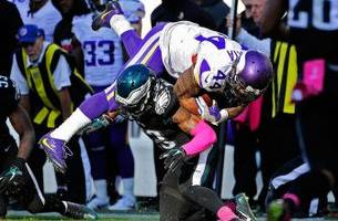 Vikings don't doubt their identity after suffering first loss of the season