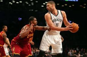 brooklyn nets: brook lopez embracing leadership role