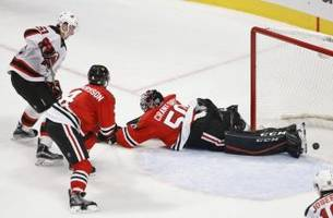 Chicago Blackhawks: What's On Tap This Week