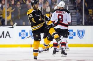 nhl daily: patrice bergeron, jacques demers, connor brown