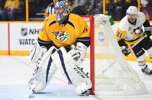 nashville predators: a weekend of soup and saros