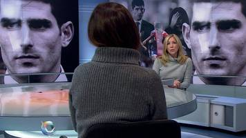 'Solidarity' shown to Ched Evans accuser