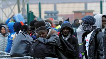 Calais migrants: 'Jungle' camp closure welcomed by hauliers