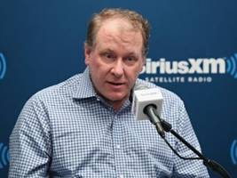 curt schilling's trump rally over the weekend was a lonely affair