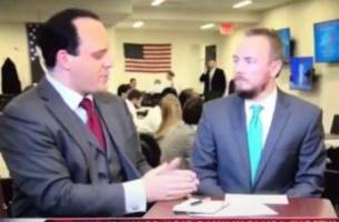 here's how the first installment of 'trump tv' went
