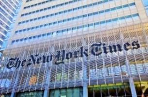 New York Times Runs Full Two-Page Spread of Everything Trump Has Insulted on Twitter