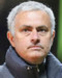 man united boss jose mourinho willing to let international ace leave old trafford - report