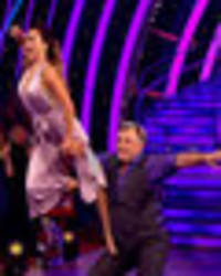 Strictly Come Dancing's Ed Balls reveals why he grabbed partner by crotch