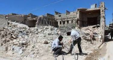 Syrian crisis: Fighting intensifies in Aleppo after humanitarian ceasefire ends