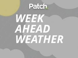 Cooler Temps, Rain and Thunderstorms: Week Ahead Weather