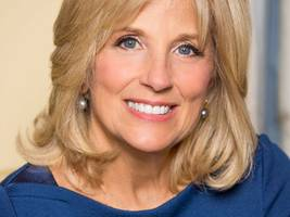 in phoenixville, jill biden and anne holton campaign for hillary clinton