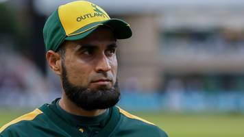Imran Tahir: South Africa spinner to join Derbyshire next season