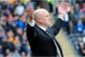 mike phelan accepts hull city confidence is crumbling