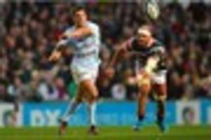leicester tigers' display against racing does wonders for our...