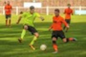 trio of clubs left to fly county flag in fa vase