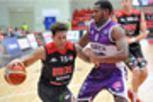 video: rob paternostro purring at leicester riders' shooting...