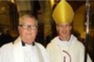 Seventies pop star ordained as a priest in Cornwall