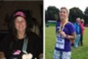 Video showing Plymouth mum's incredible eight stone weight loss...