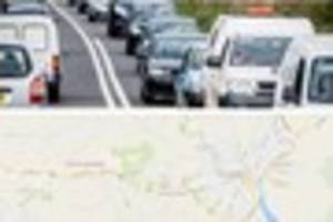 drivers going into truro could soon have to face 20 sets of...