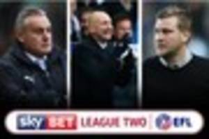 grimsby town new manager betting odds: who will take over from...