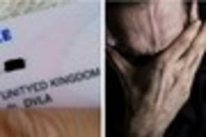 DVLA apologises to Somerset woman for spelling 'United Kingdom'...