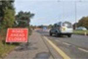 chelmsford's pump lane bridge closed for nine days for sewer and...