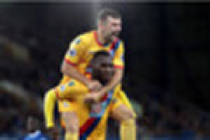 crystal palace's christian benteke plays down pressure before...