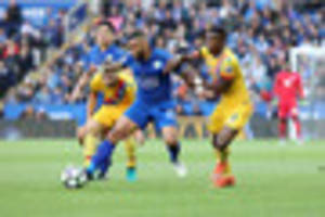 crystal palace skipper: we didn't do enough at leicester city