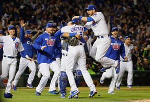 US Baseball News: Chicago Cubs clinched National League Championship, playing for World Series after 71 years