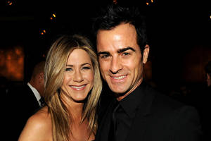 Brad Pitt wants secret meeting with Jennifer Aniston? Justin Theroux not threatened, says he trusts his wife
