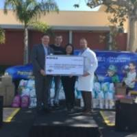 Children's Hospital Los Angeles Receives $308,260 Donation from Kohl's to Support Safety and Injury Prevention Programs for Kids