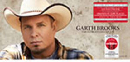 """target-exclusive 10-disc boxed set """"garth brooks: the ultimate collection"""" to feature 18 previously unreleased tracks, including 25th anniversary edition of """"friends in low places"""""""