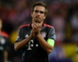 Lahm: Bayern not yet at the level to win Champions League