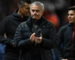 Premier League title out of reach for Mourinho and Man Utd - Xavi