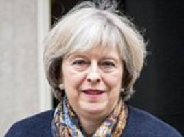 'companies will quit britain if we vote to leave the eu': leaked tape from before the referendum reveals what theresa may really thinks of brexit