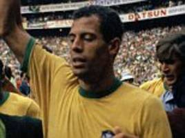carlos alberto was the icon who led brazil to their finest hour... he was pivotal in creatingthe greatest team